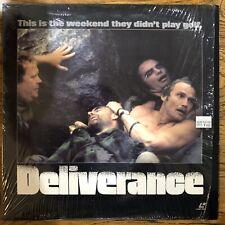 Deliverance Laserdisc Horror Action Jon Voight Burt Reynolds Warner Home Video
