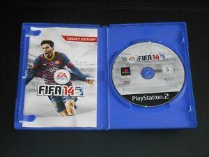 Fifa 14 Legacy Edition Ps2 English PAL Complete CIB Playstation 2 UK Eng