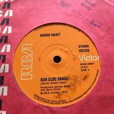 """DANDO SHAFT - - SUN CLOG DANCE - - Rare 1972 Australian RCA 7""""  Psych Prog Folk"""