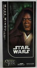 Mace Windu Order of the Jedi STAR WARS SIDESHOW Collectibles 1:6 Scale EXCLUSIVE