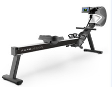 New Pure Design PR9 Air/Magnetic Resistant Rower with Auto Control Resistance