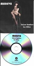 CD COLLECTOR IN PLASTIC SLEEVE 1T MAREVA GALANTER LAISSE TOMBER LES FILLES 2006