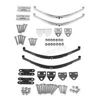 Hard Feder Suspension Stahl Bar Set für 1:10 RC Car Rock Crawler RC4WD D90  ❤