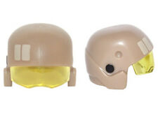 LEGO Star Wars - Minifig Headgear Helmet Resistance Trooper, Trans-Yellow Visor