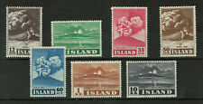Iceland 1948 Volcano Hekla Eruption Cat. €59.25 MNH #2167