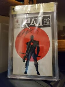 RAI #0 First Apperence of BloodShot Graded and authenticated (9.4) Bob Layton!