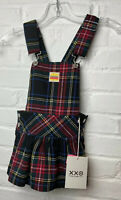 NWT Harajuku Mini For Target Girls Size 3T Holiday Plaid Jumper