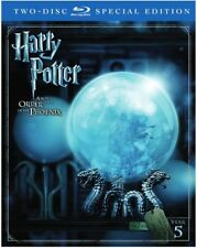 Harry Potter and the Order of the Phoenix [New Blu-ray] Special Edition, UV/HD