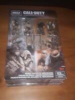 Call of Duty COD Mega Construx Set #GCP06 DESERT SNIPERS VS MERCENARIES New