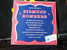 SIGMUND ROMBERG USED 10 INCH VINYL EP/LP MG 25053 MICROGROOVE BEST-LOVED MUSIC