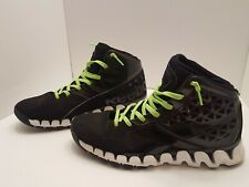 Men Reebok ZigTech Zig/Basketball 4-V49614 Black/  sz 10