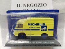 MODELLINO FURGONE SAVIEM SG2 SERVICE COMPETITION,COLLEZIONE MICHELIN,SCALA 1/43