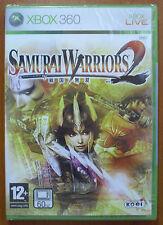 Samurai Warriors 2, KOEI, Xbox 360, Pal-España ¡¡NUEVO Y PRECINTADO A ESTRENAR!!