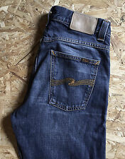 "Mens Nudie Denim Jeans Regular Ralf Waist 30"" Leg32"""