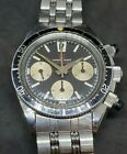 1970s Universal Geneve Space Compax Three Registers Chronograph Cal. 72