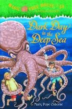 Dark Day in the Deep Sea (Magic Tree House, No. 39) Osborne, Mary Pope Hardcove