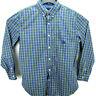 Chaps Ralph Lauren Men's Size Large Long Sleeve Button Down Shirt Plaid