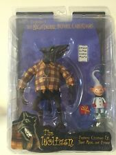 Tim Burton's The Nightmare Before Christmas Series 3 The Wolfman BRAND NEW