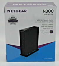 Open Box Netgear N300 Wireless Router WNR2000