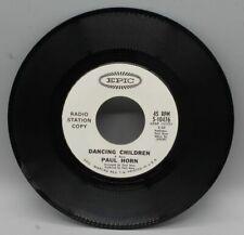 Paul Horn - Dancing Children & Green Jelly Beans - Epic 45 RPM