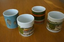 JOULES Set Of 4 Egg Cups Unused