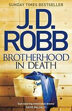 Brotherhood in Death: 42 by Robb, J. D. | Paperback Book | 9780349410807 | NEW
