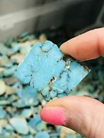 1 Pound Lot Genuine Turquoise Rough Famous Mines Lapidary