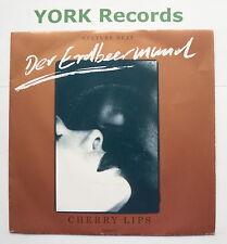 """CULTURE BEAT - (Cherry Lips) Der Erdbeermund - Ex Con 7"""" Single Epic 655633 7"""