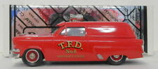 Durham 1/43 Scale DC7D  - 1954 Ford Courier Toronto Fire Chief Car 1 Of 300