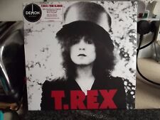 "T.REX ""THE SLIDER"" 40TH ANNIVERSARY 180G SEALED VINYL SEE AD AND PICS."
