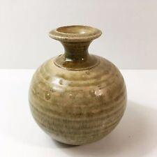 Stoneware Jackson Studio Art Pottery Bud Vase Kilkenny Ireland
