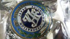JAF emblem/ emblema jaf 20th toyota corolla tercel yaris JDM front bumper grill