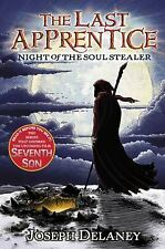 Night of the Soul Stealer (The Last Apprentice, Book 3) - Acceptable - Delaney,