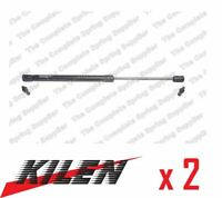 2 x KILEN FRONT AXLE BONNET GAS SPRING SET GENUINE OE QUALITY - 342003