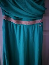 Italian designed  green dress,Medium, excellent condition, long back short front