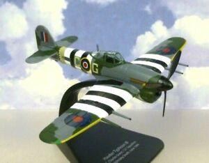OXFORD 1/72 HAWKER TYPHOON 1B IB CHARLES GREEN 121 SQN. RAF HOLMSLEY SOUTH 1944