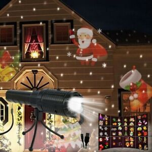 LED ​Moving Christmas Projection Lights Festival Party Laser Lamp Indoor Outdoor