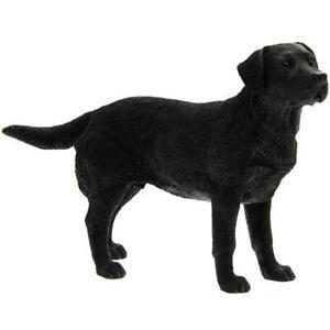 Leonardo Collection Black Labrador Ornament Dog Figure Brand New in Box
