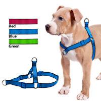 Arnés antitirones para perro mediano grande K9 Pitbull entrenamiento Reflectante