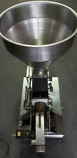 Goodway Pfiot Muffin Depositor With Table Sn: 1102 very good condition #1800