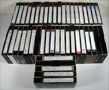 LOT OF 45 STAR TREK TV VHS TAPES FROM LASER DISC! NEXT GEN DEEP SPACE 9 VOYAGER