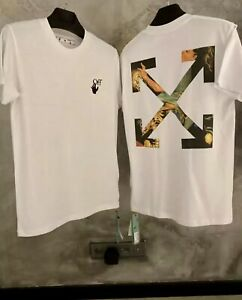 Off White Arrow T Shirt