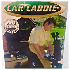 CAR CADDIE Golfer's TRUNK Mat for Auto & SUV's & GOLF Organizer Large WATERPROOF
