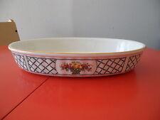 """Villeroy & Boch Porcelain BASKET 11"""" Oven Baker"""