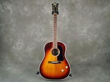 More details for hofner acoustic guitar - sunburst - 1960s