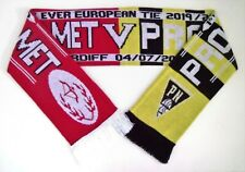 Cardiff Met University v FC Progrès Europa League Scarf Football Scarves