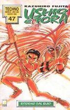 manga STAR COMICS USHIO E TORA numero 15