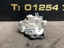 Audi A3 8V Drivers Side Right Rear Door Lock Mechanism 4G0839016