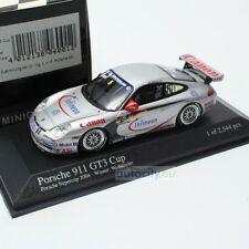 MINICHAMPS PORSCHE 911 GT3 CUP WINNER PORSCHE SUPERCUP WOLF HENZLER 400046205