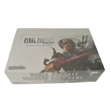 Final Fantasy: Opus VI Booster Box Factory Sealed